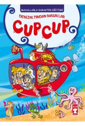 Denizaltından Masallar Cup Cup - Masallarla Karakter Eğitimi
