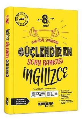 Ankara Yayıncılık 8. Sınıf İngilizce Güçlendiren Soru Bankası
