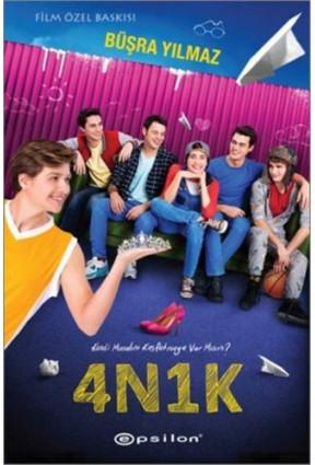 4N1K Film Özel Baskısı Ciltli