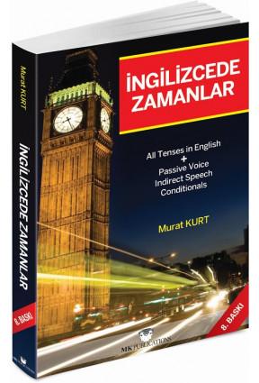 İngilizcede Zamanlar Türkçe Açıklamalı İngilizce Gramer