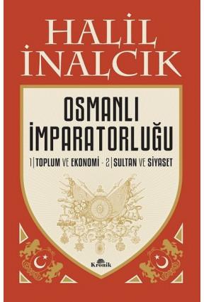 Osmanlı İmparatorluğu 2 Cilt Takım - Kutulu