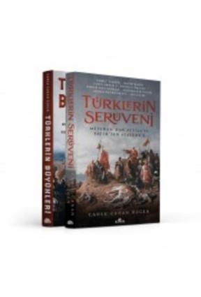 Türklerin Serüveni Seti 2 Kitap